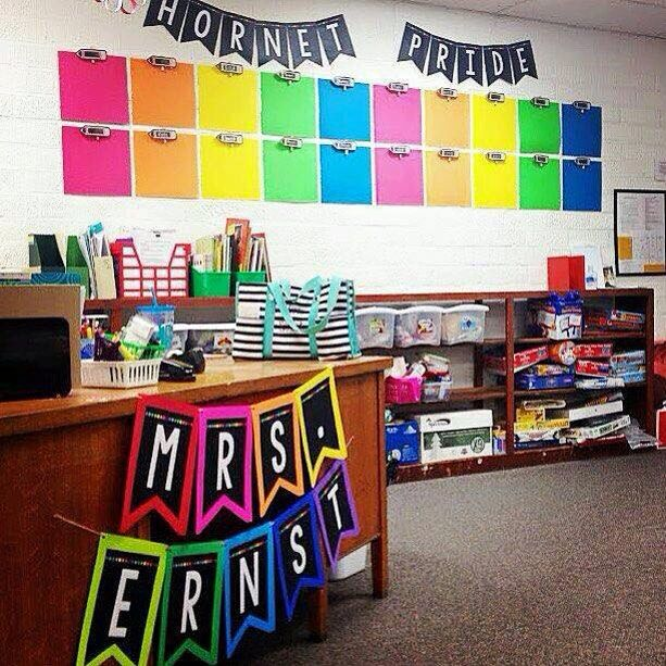 Classroom Table Name Ideas ~ Best desk name tags images on pinterest classroom