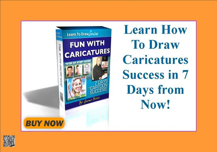 How To Draw Caricatures Quickly and Easily! http://2e6e54uaxhgpfy5f7ffq1z2v9i.hop.clickbank.net/?tid=ATKNP1023