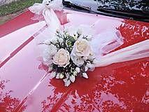 Darčeky pre svadobčanov - Svadobné auto -