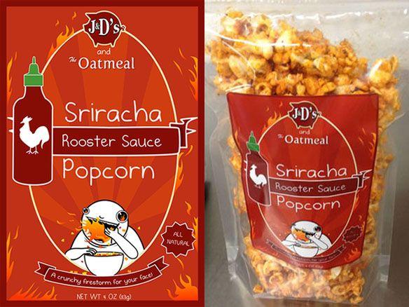 Tasty Sriracha!!!