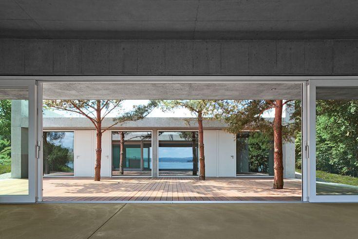 Sommerhaus am Bodensee, Peter Kunz Architektur