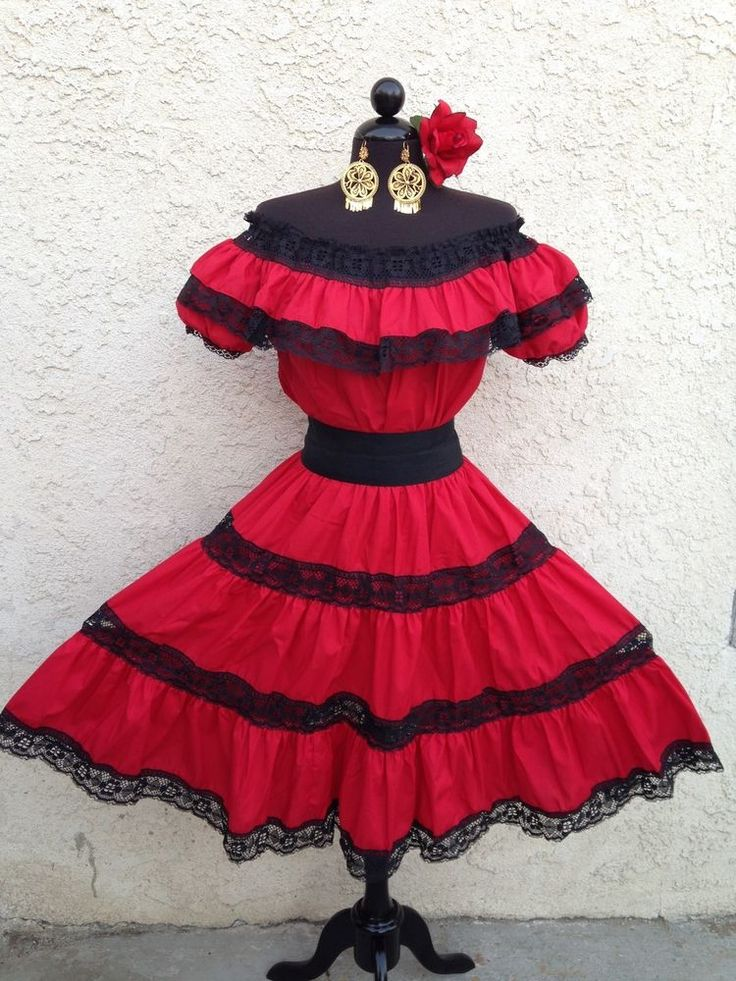 Original Mexican Dress Mexican Nice Stunning Mexican Mexican Maxi Mexican
