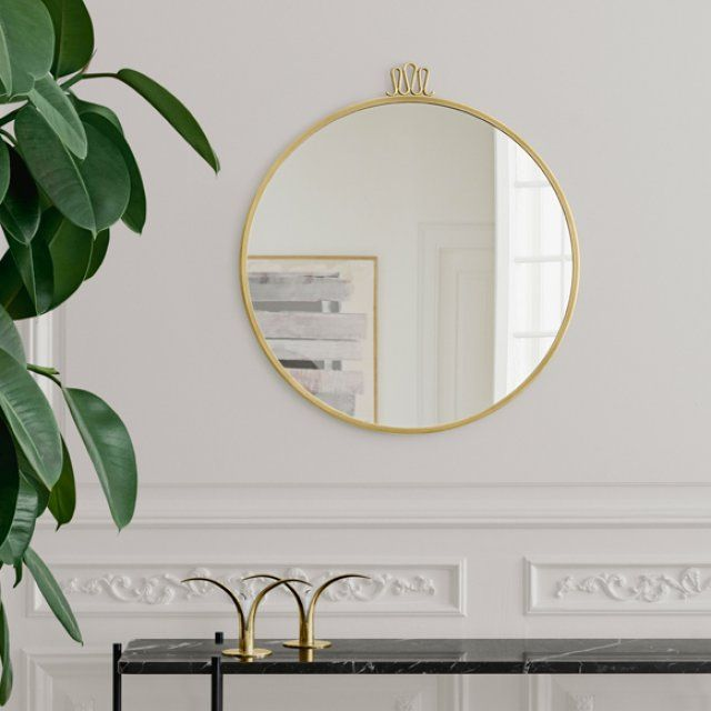 94 best images about miroir mirror on pinterest un for Miroir circulaire
