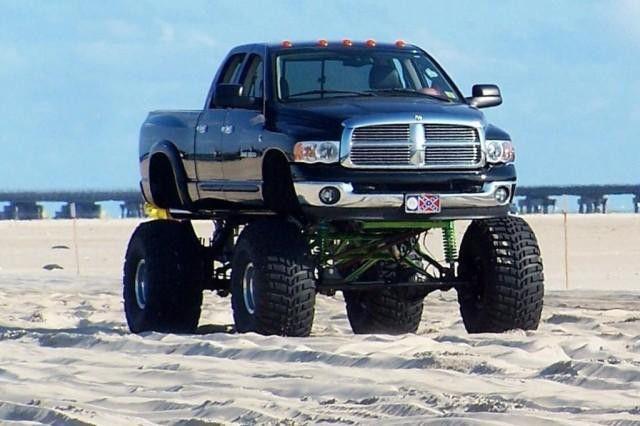 "Dodge 2500 3500 (2003 - 2012) Custom Rear Lift Spring 14"" - Pair"