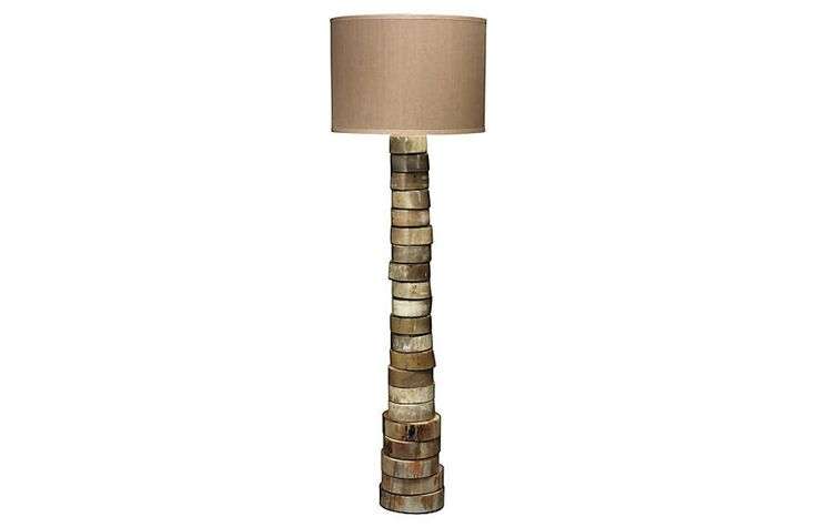 Dwell Cone Floor Lamp, Bronze - Laid-Back Luxe - Week 0/Migrated - Sales Events | One Kings Lane