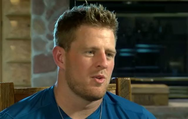 Exclusive: J.J. Watt never forgets Wisconsin roots - Story                                                                                                                                                     More