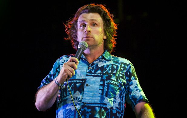 "Milton Jones - another great punster :-) ""So I phoned up the spiritual leader of tibet, he sent me a large goat with a long neck, turns out I phoned dial a lama""."