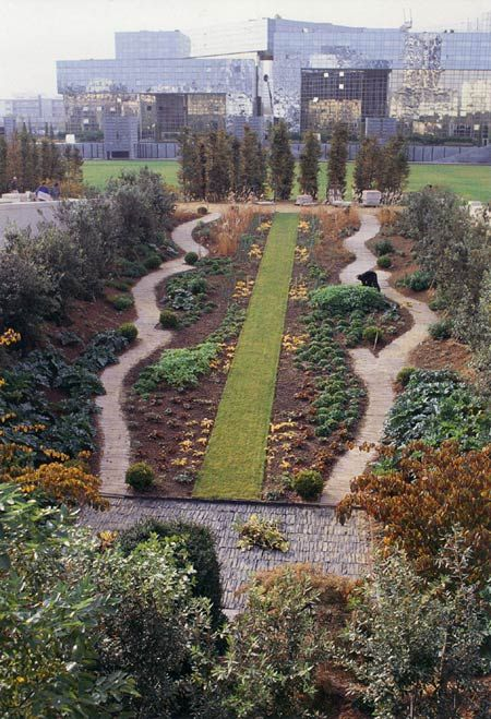 gilles clement -parc citroen_paris