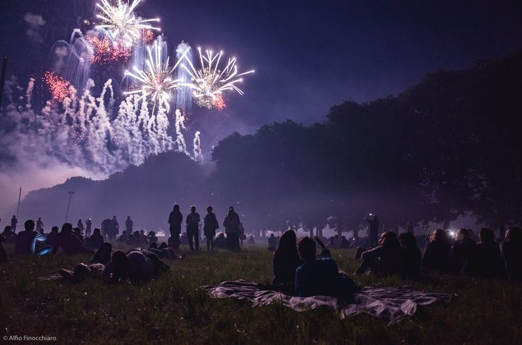 https://flic.kr/p/vnDvwu | Fireworks for Saint John | Every year in Monza there is a fireworks exhibition for  the Saint John's day, Italy