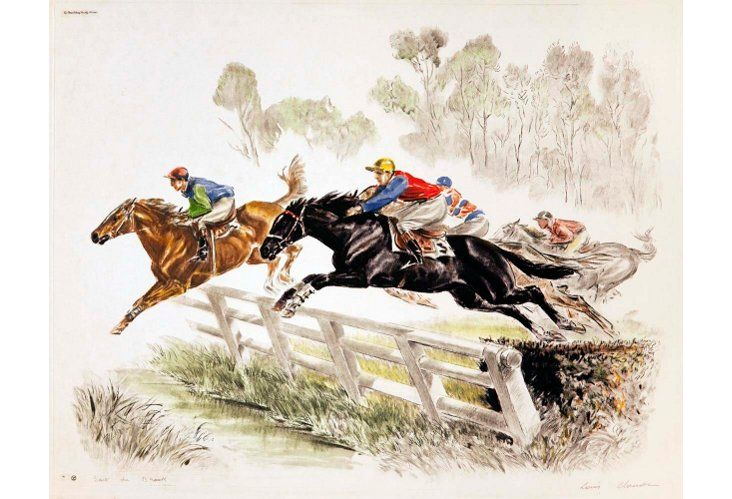 Steeple Chase