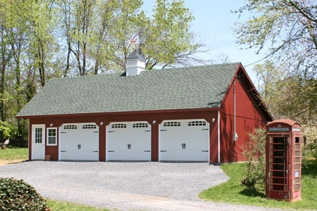 13 best images about three car garages for sale on for Garage with apartment for sale