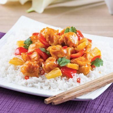 Poulet Général Tao épicé - Recettes - Cuisine et nutrition - Pratico Pratique