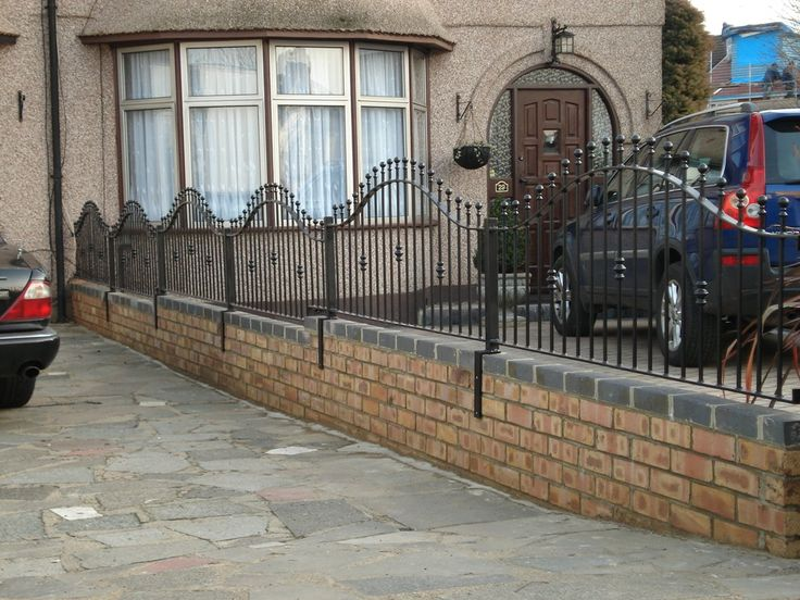 Wall Top Railings Made To Measure Are One Of Our Core Products.