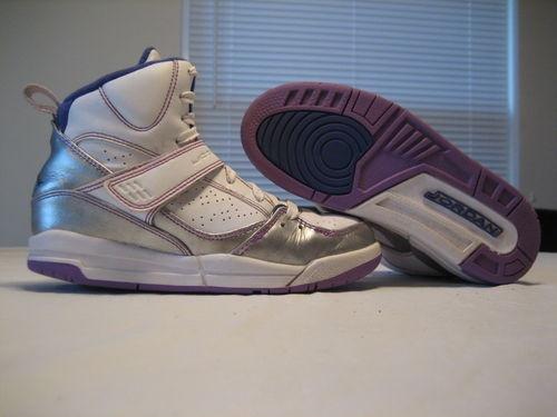 ec575a3f6a9d98 Nike Jordan Flight 45 Silver