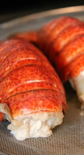 How to Make Perfect Lobster....This sounds easy while keeping the lobster tails juicy...