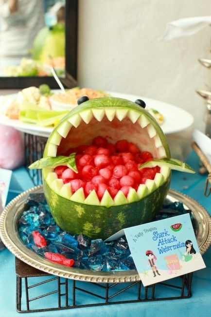 Melonenbowle -