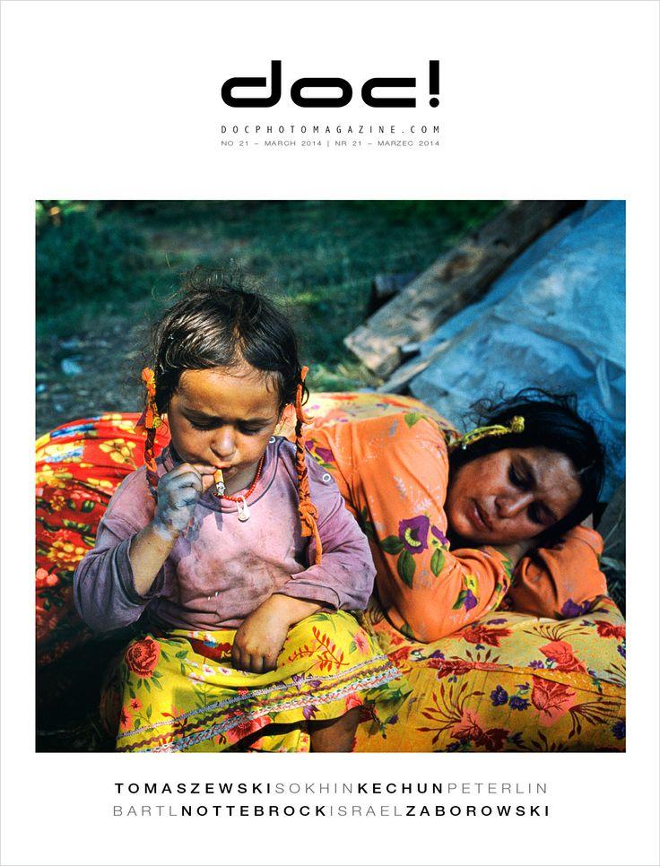 Cover of doc! photo magazine #21 Cover photo: Tomasz Tomaszewski