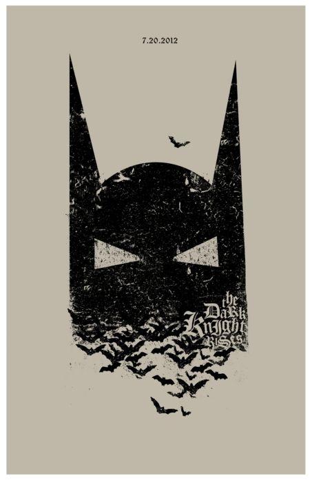 Batman poster