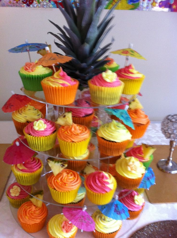 I wonder if the cupcakes my sister is making turn out like this!