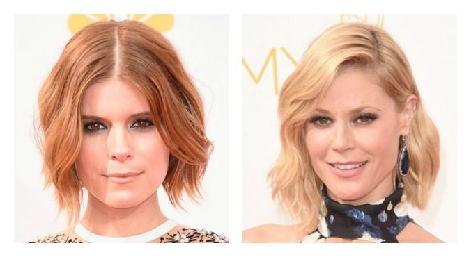 How to do the hair everyone wore at the Emmys