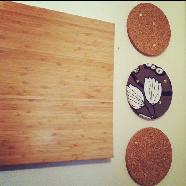 17 best images about ikea cork trivets and coasters on for Ikea cork board