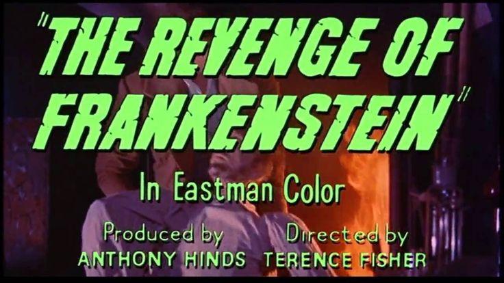 """""""The Revenge of Frankenstein"""""""