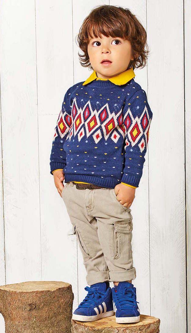 Sarabanda ropa para niños pequeños 3