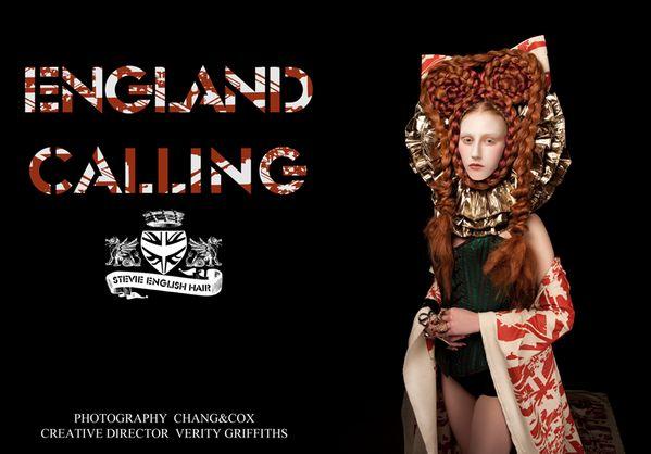 **ENGLAND CALLING**