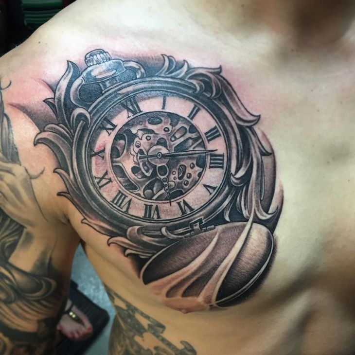 Image Result For Pocket Watch Tattoo Watch Tattoos Watch Tattoo Design Pocket Watch Tattoo