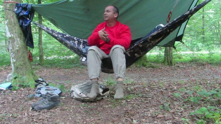 Camping O noapte la padure
