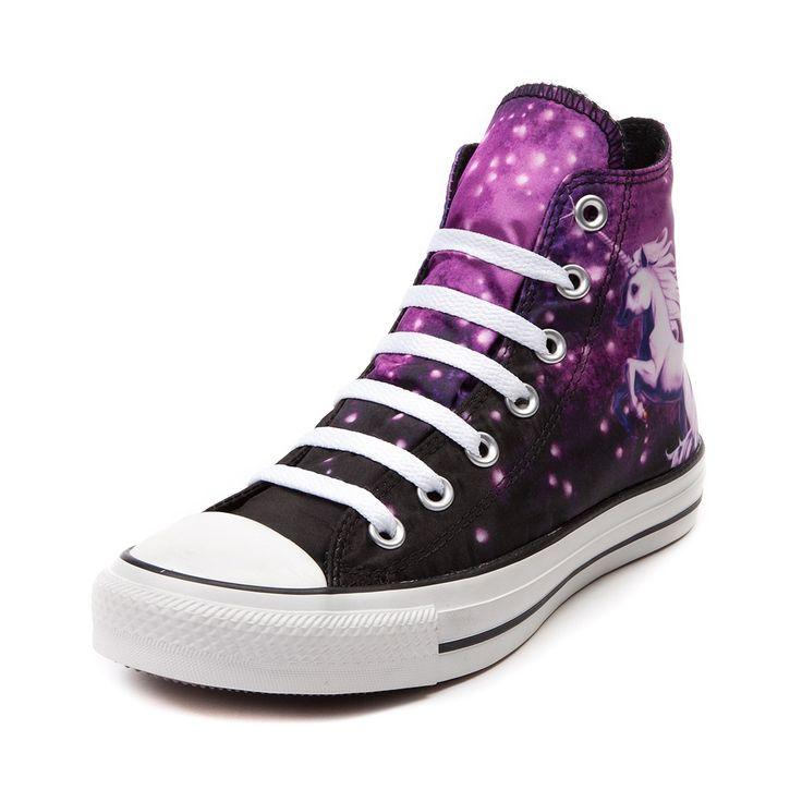 Galaxy Hi Top Tennis Shoes