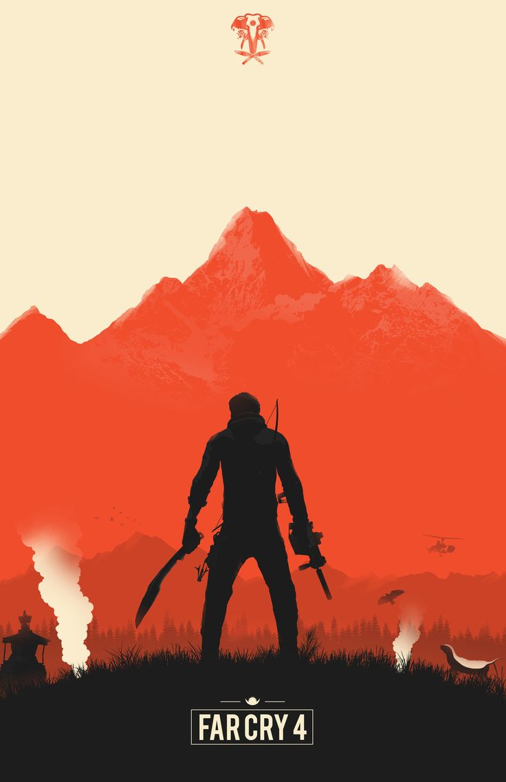 Far Cry 4 (by Felix Tindall) DESIGN STORY: | Tumblr | Twitter | Facebook | Google+ |