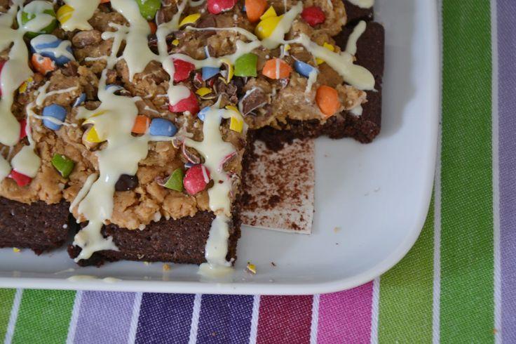 Een Guilty Pleasure is iets waar je ontzettend van geniet enwat je gewoon niet kunt weerstaan. Toen ik ging nadenken over mijn Guilty Pleasure kwam ik niet verder dan een lepeltje pindakaas, een stuk (praliné) chocolade en brownies! In dit recept wordt dit allemaal gecombineerd. Een ultieme guilty pleasure dus. Chocolate Chip Cookie Dough Pindakaas... LEES MEER...