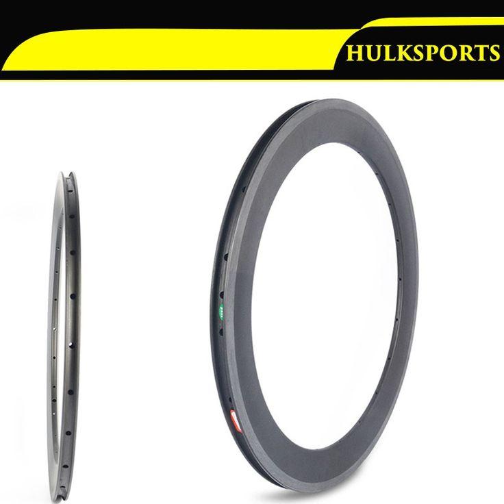 165.00$  Buy now - http://aliqgl.worldwells.pw/go.php?t=32710645402 - New BMX 20 Carbon Rim Clincher 20mm Width 50mm Depth Carbon Rims BMX 20 inch Bike Rims Cheap sale 1 PCS 165.00$
