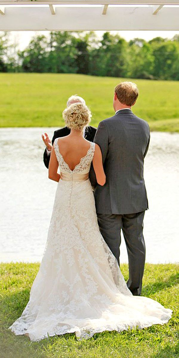 Best 25 Country style wedding dresses ideas on Pinterest  Country style wedding White lace