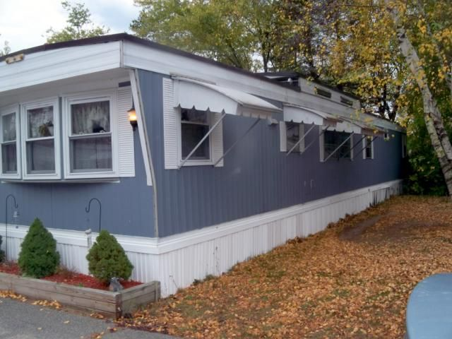 Mobile Home And Is Suited For A Family Of Three Or Four