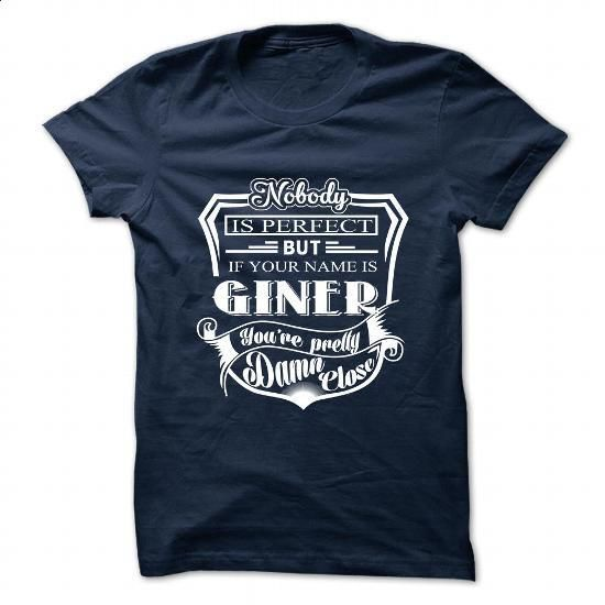 GINER - #gift #personalized gift. GET YOURS => https://www.sunfrog.com/Camping/GINER-139396739-Guys.html?60505