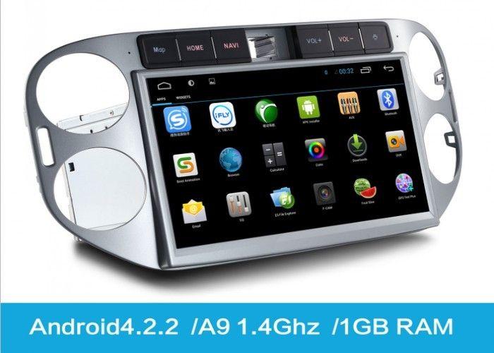vw Tiguan 2013-2015 car gps navigation android