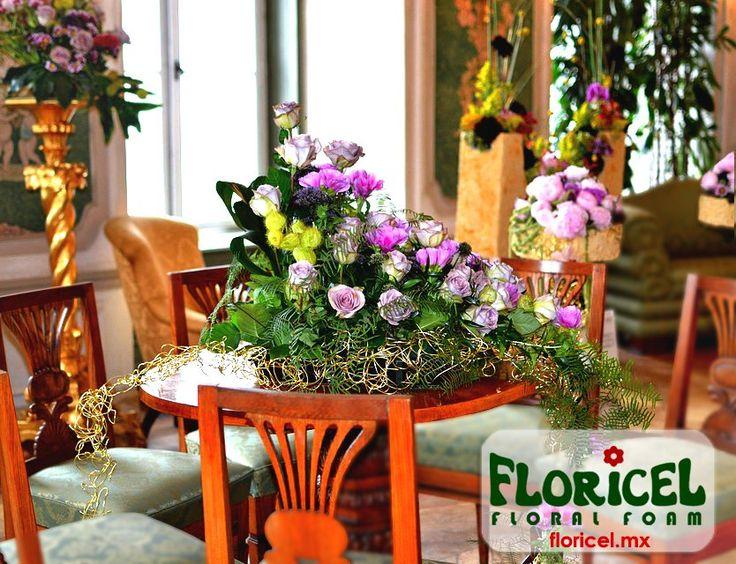 Espuma floral (@espumafloral) | Twitter Floricel Floral Foam