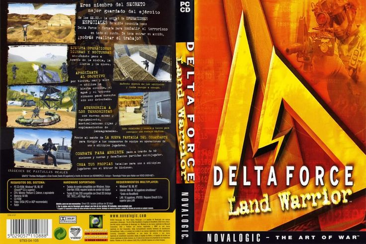 Free Downloads PC Games And Softwares: Delta Force 3 Land Warrior Pc Game Free…