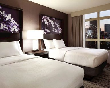 Embassy Suites Atlanta at Centennial Olympic Park Hotel, GA - Suite with 2 Double Beds | 30313