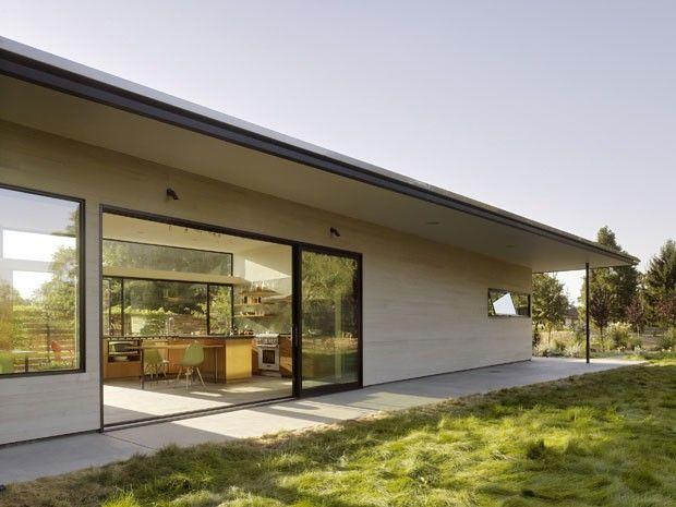 Casa barata com pinta de cara: arquiteto comprova que vale a pena investir em charme