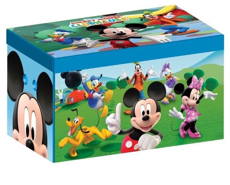 Speelgoedbox Mickey Mouse - Delta Children