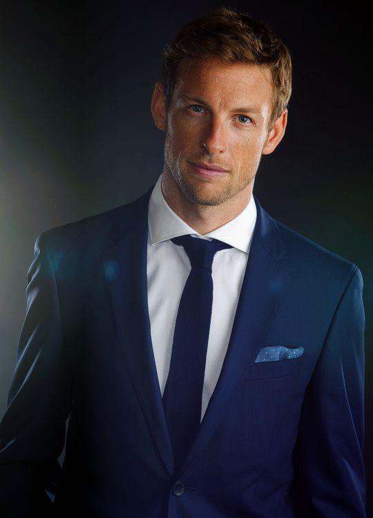 Jenson Button ~ WOW    F1 Pilot.