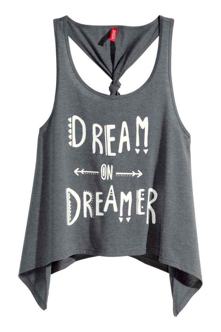 Camiseta con estampado | H&M