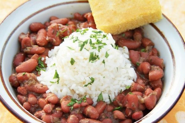 The authentic way to make New Orleans style Red Beans and Rice from scratch.