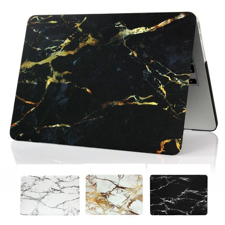 Marble Texture Case For Apple Macbook Pro 13 inch Retina A1425 A1502 Hardshell Cover for Macbook Pro 15 Retina A1398 Laptop Bag
