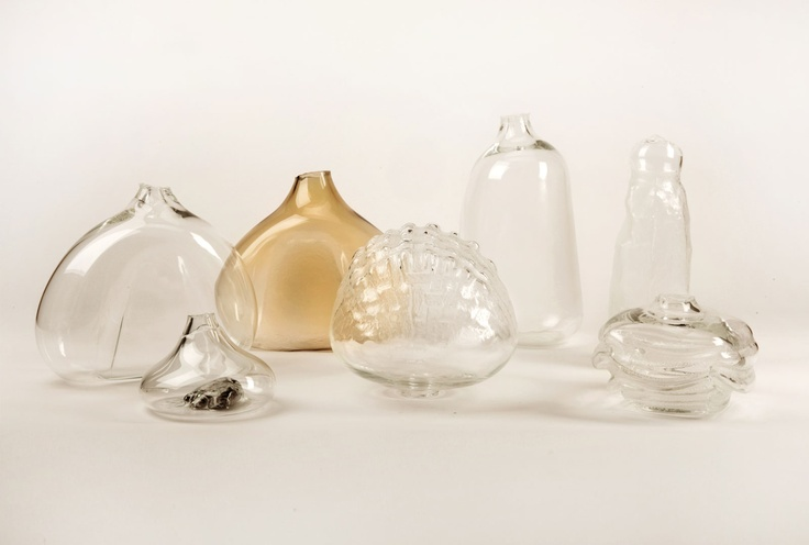 Breaking the Mould: moulded glass