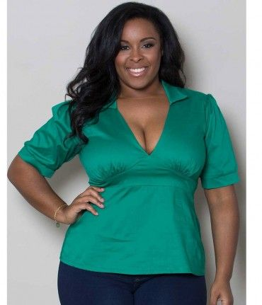 Heidi is a haute top with adorable retro touches! Structured seaming, a classic fit and vintage style collar combine wit...Price - $56.00-bTtfeVpo