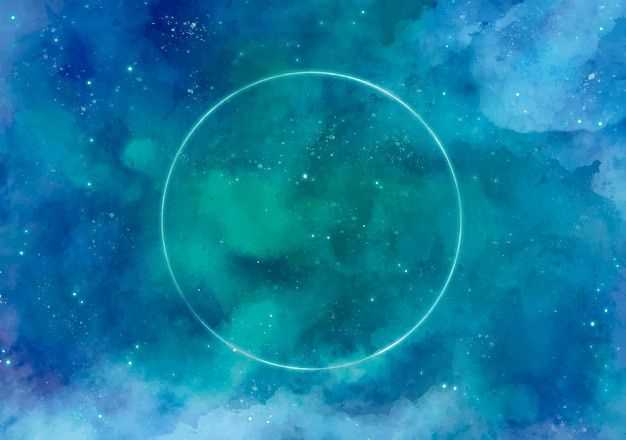 Galaxy Background With Circle In Neon Free Vector Freepik Freevector Background Abstract B Galaxy Background Red Background Images Blue Background Images
